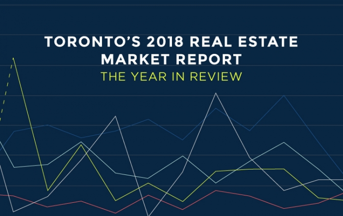 Toronto 2018 real estate market year in review