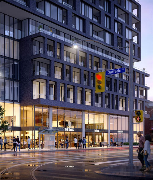 XO Condos in King West Toronto