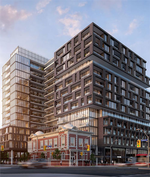 XO Condos on King Street West