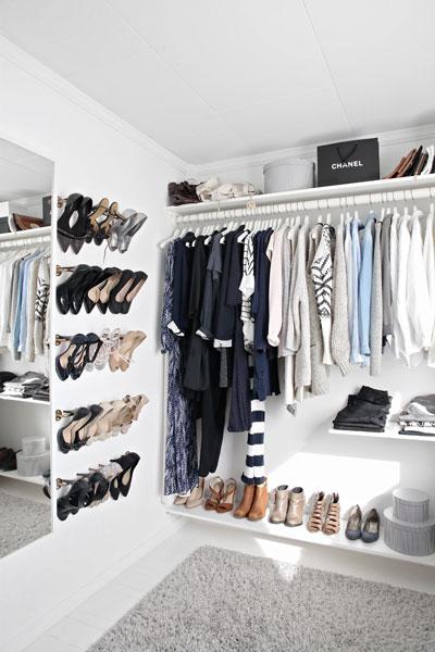 Condo Den Design Ideas Walk-in Closet