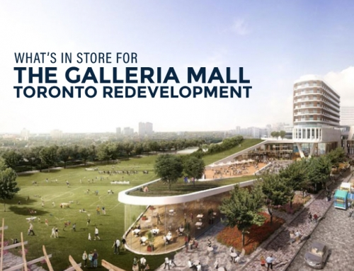 WHAT'S IN STORE FOR THE GALLERIA MALL TORONTO REDEVELOPMENT