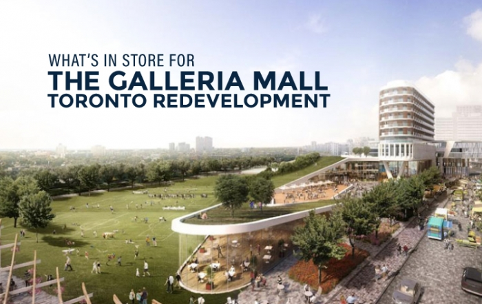 Galleria Mall Toronto blog cover