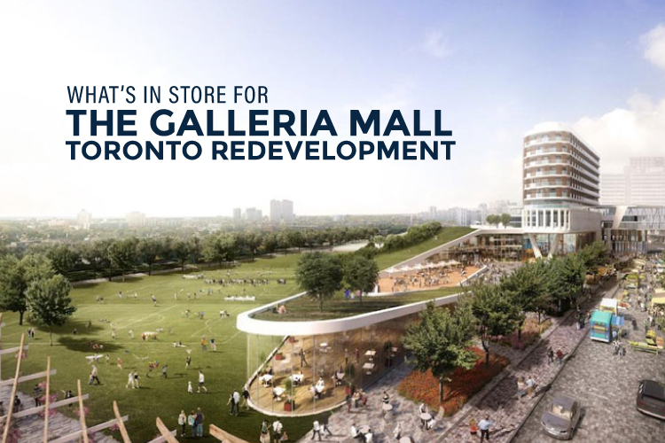 Galleria Mall Toronto blog cover