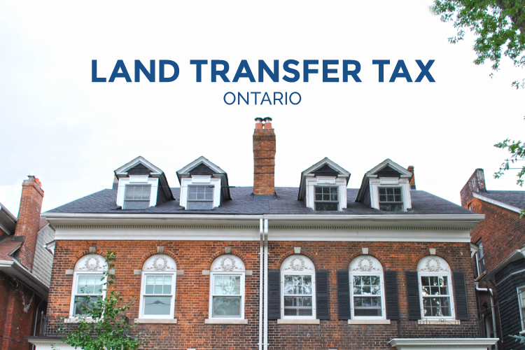Cover image for Land Transfer Tax Ontario blog