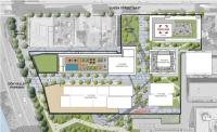 Riverside Square site map plan