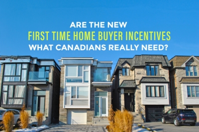 First time home buyer incentives blog cover