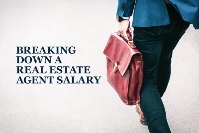 real estate agent salary blog cover