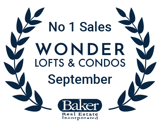 Leslieville Real Estate Agent Award for Most Wonder Condos Sold