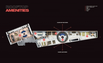 Merge Condos amenities