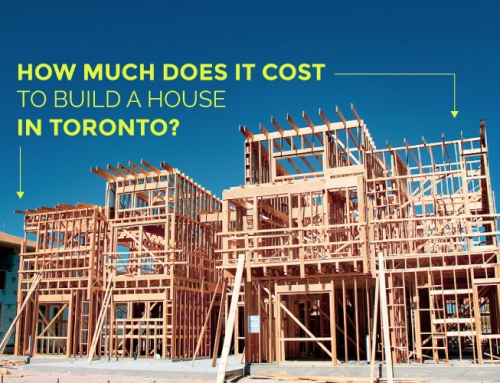 HOW MUCH DOES IT COST TO BUILD A HOUSE IN TORONTO?