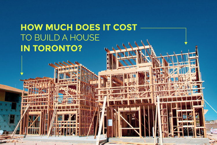 image for Cost to Build a House in Toronto