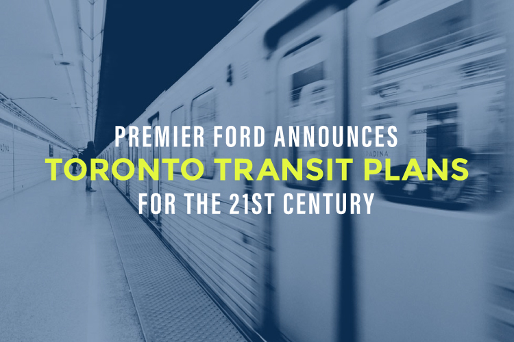 Image for Toronto Transit Plans blog