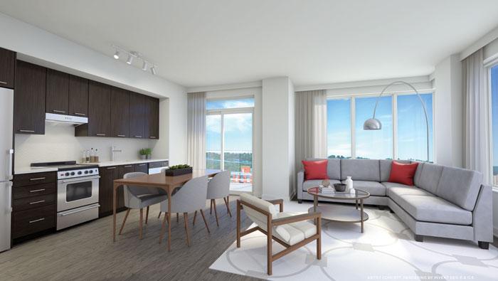 Kiwi Condos Hamilton Suite West Village