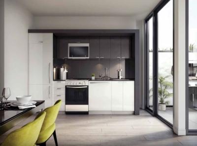 Merge Condos Interior Kitchen
