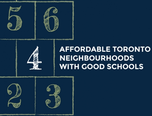 FOUR AFFORDABLE TORONTO NEIGHBOURHOODS WITH GOOD SCHOOLS
