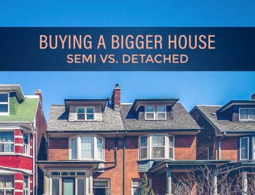 BUYING A BIGGER HOUSE: SEMI VS DETACHED