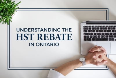 hst rebate in ontario cover image