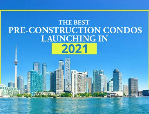 BEST PRE-CONSTRUCTION CONDOS IN TORONTO LAUNCHING IN 2021