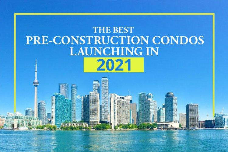pre-construction condos in toronto 2019-2020