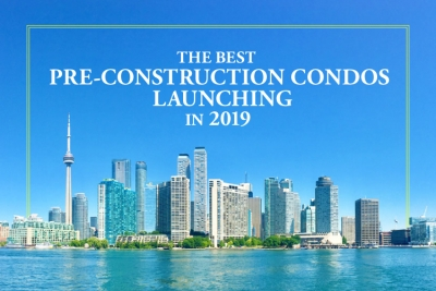 pre construction condos in toronto