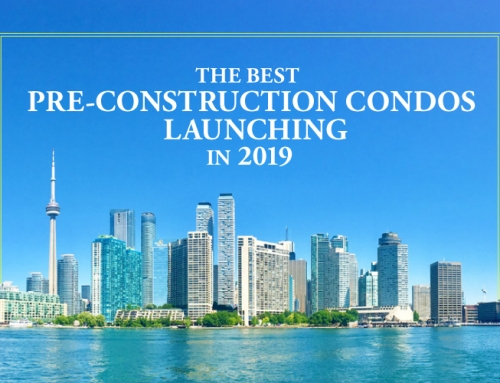 BEST PRE-CONSTRUCTION CONDOS IN TORONTO LAUNCHING IN 2019