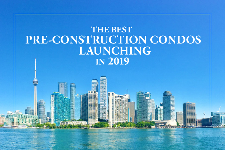 pre construction condos in toronto