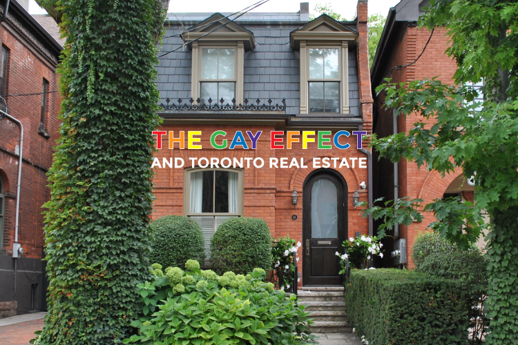 gay effect and toronto real estate blog cover