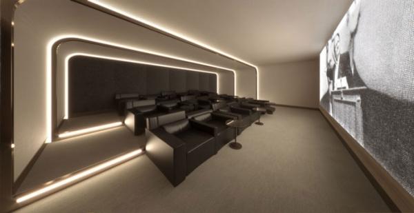 United Condos theatre