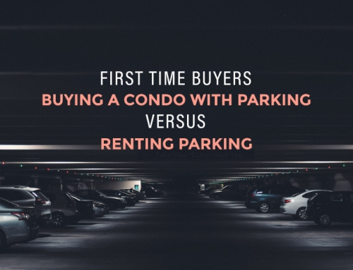 BUYING A CONDO WITH PARKING VS RENTING PARKING