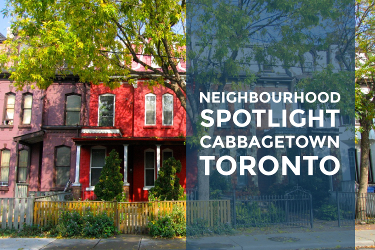Cabbagetown Toronto Neighbourhood Spotlight blog image