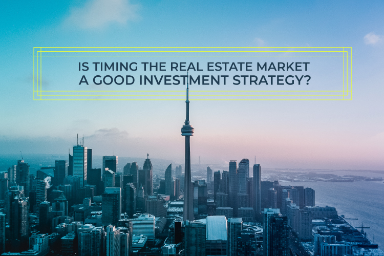 is timing the real estate market a good investment strategy blog cover
