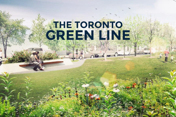 the toronto green line blog