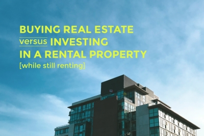 buying real estate vs investing blog