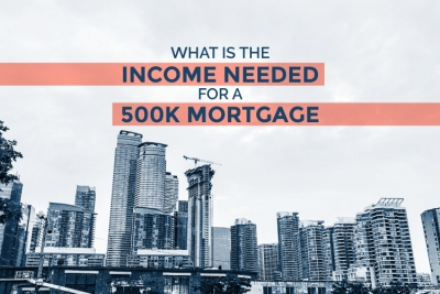 Income needed for 500k mortgage blog cover