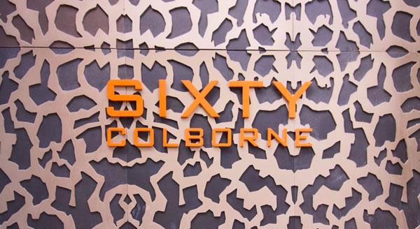 sixty colborne condos logo