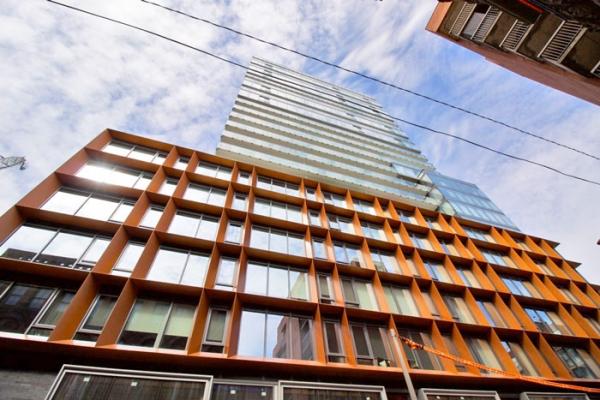 sixty colborne condos high-rise