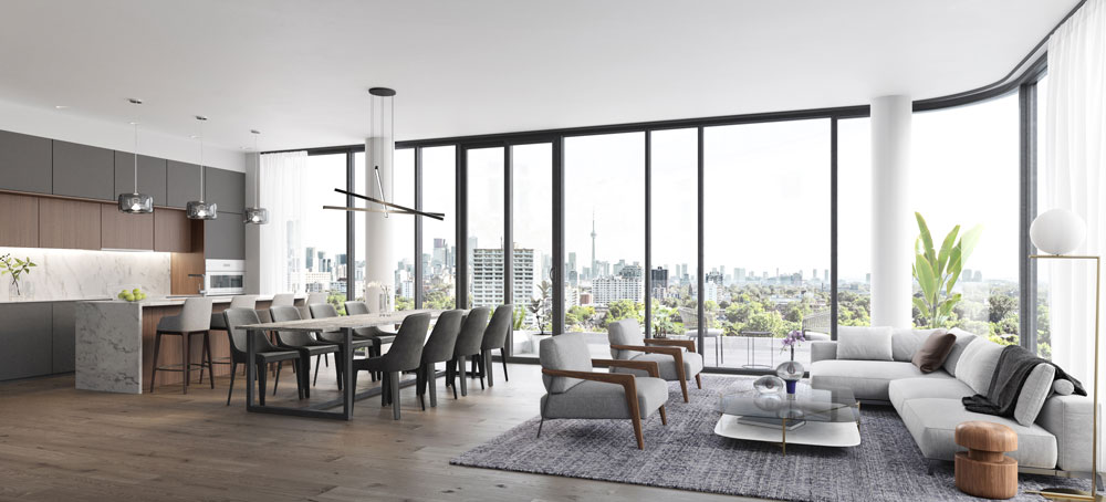 ANX Condos Penthouse
