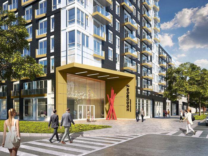 the borough condos - the borough townhomes - pre-construction Toronto condos