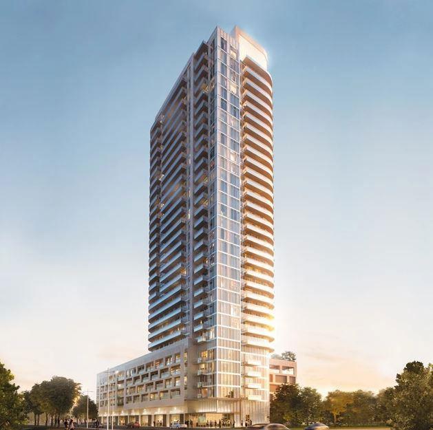 The Borough Condos and Towns in Toronto, Ontario. Pre-construction condos