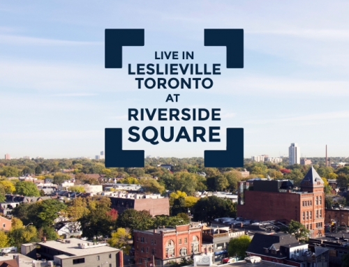 LIVE IN LESLIEVILLE TORONTO AT RIVERSIDE SQUARE