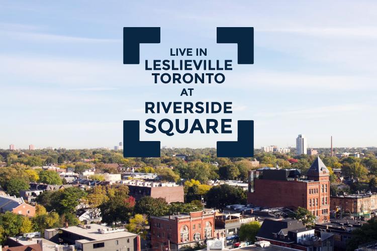 Live in Leslieville Toronto blog