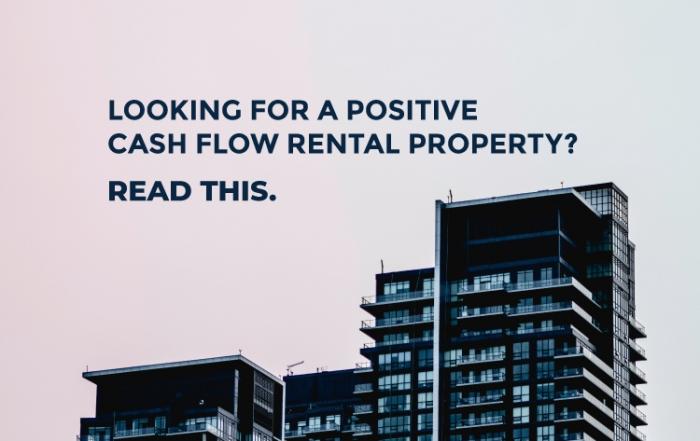 positive cash flow rental property blog