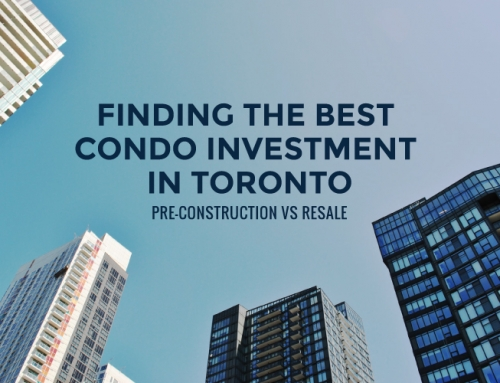 FINDING THE BEST CONDO INVESTMENT IN TORONTO