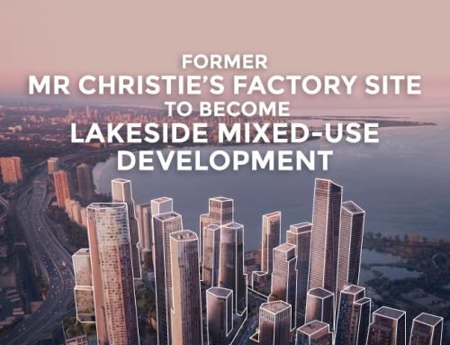 FORMER MR CHRISTIE'S FACTORY SITE TO BECOME LAKESIDE MIXED-USE DEVELOPMENT