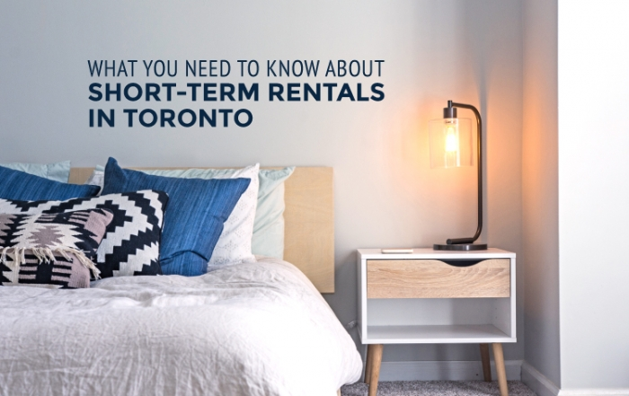short-term rentals in toronto blog cover
