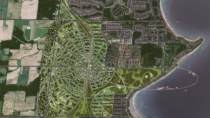 The Orbit Innisfil Design