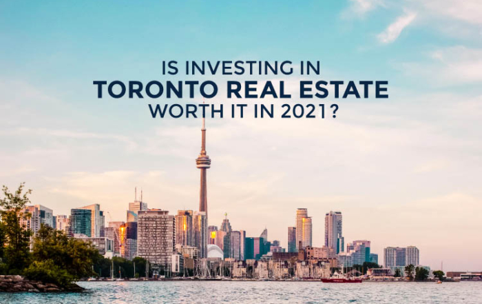 investing in toronto real estate worth it in 2020?