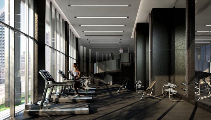 no. 31 condominiums gym