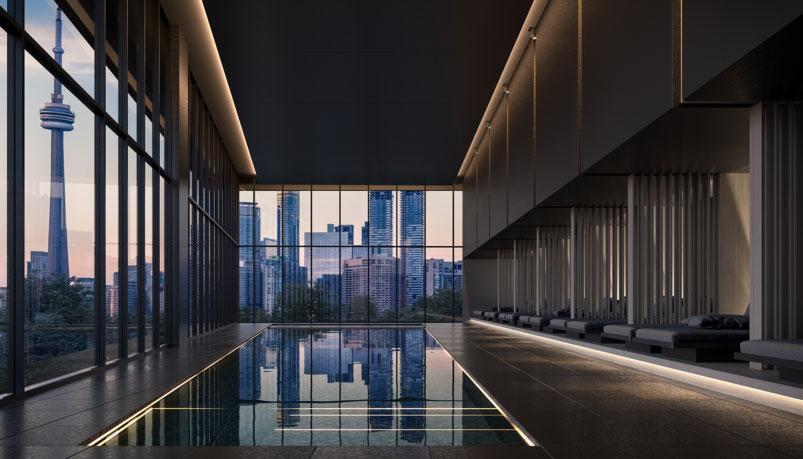 no. 31 condominiums pool