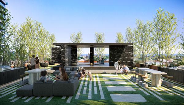no. 31 condominiums rooftop